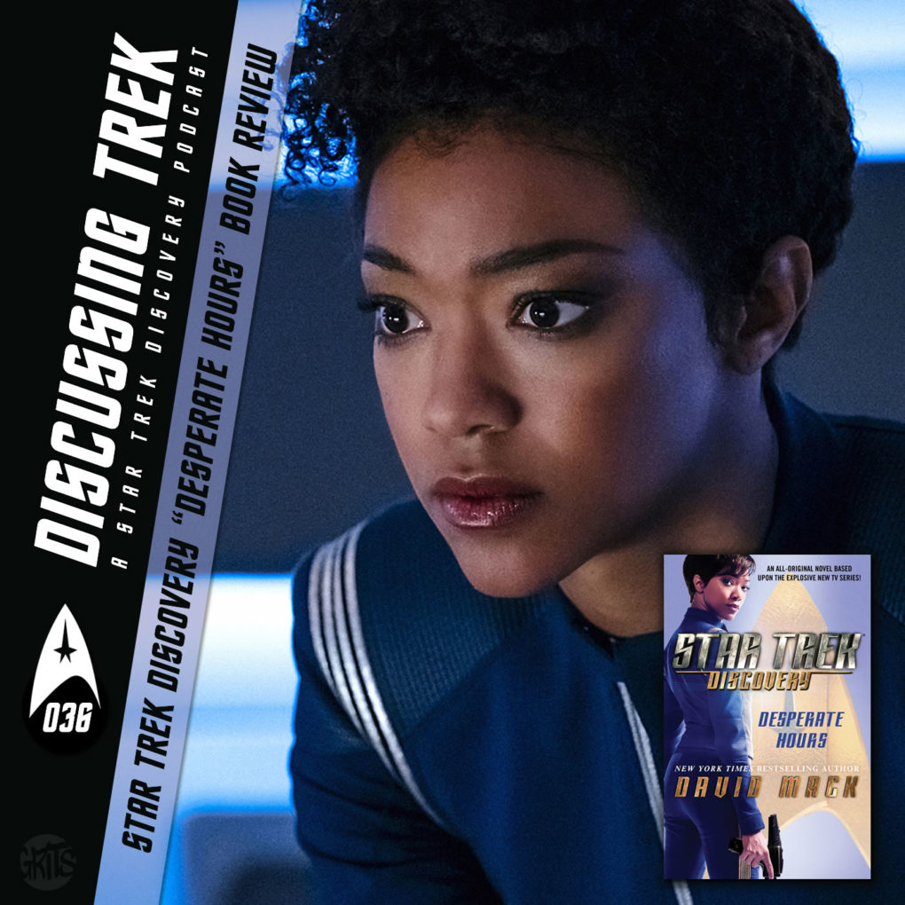 Listen to Star Trek: Discovery: Desperate Hours by David ...