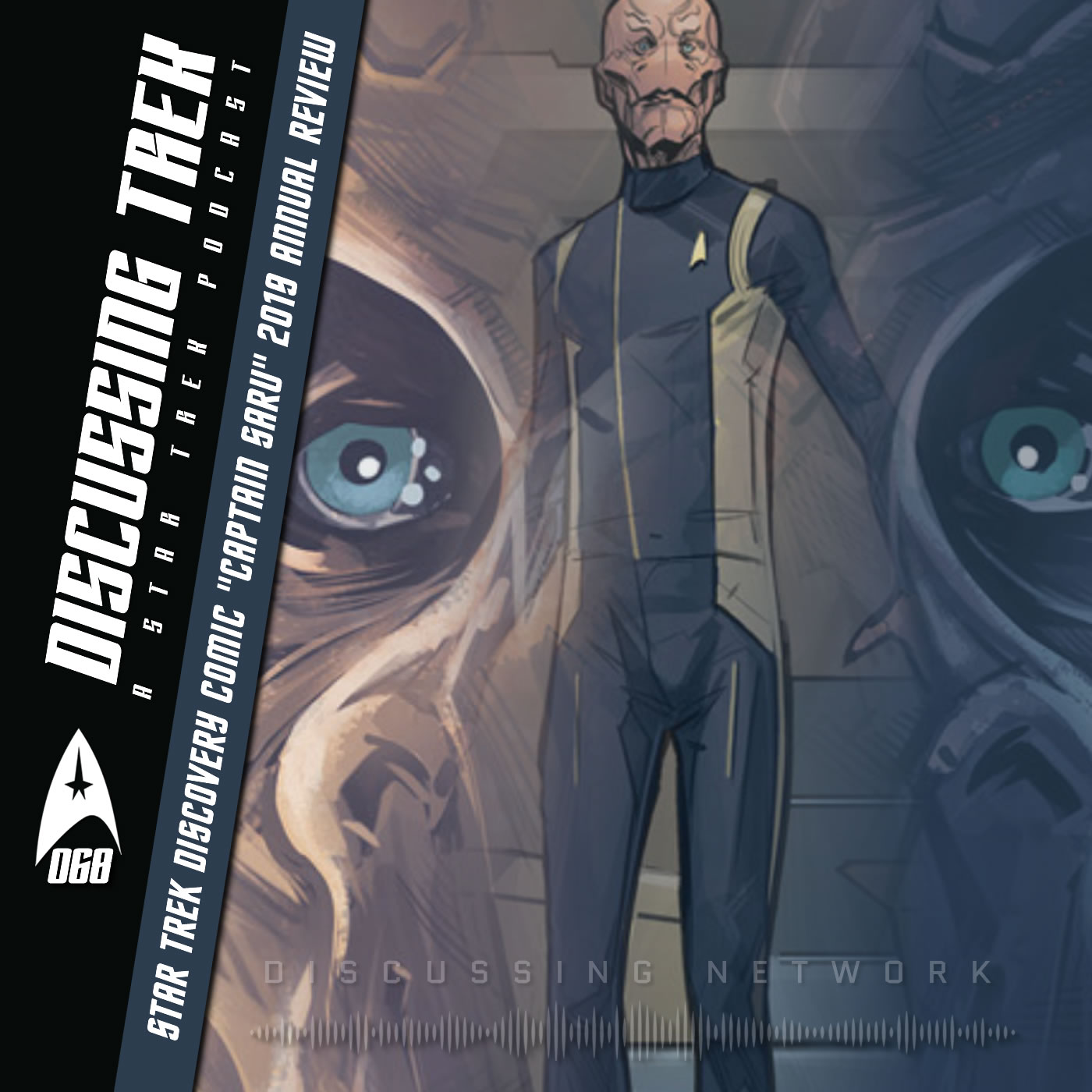 Discussing Trek: A Star Trek Podcast (Discovery, Picard) – A podcast